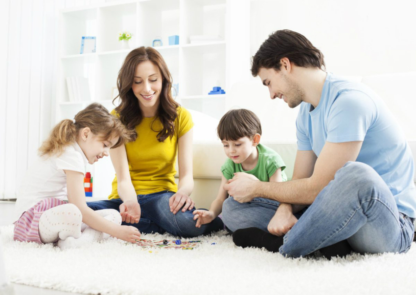 Çocuklarla Evde Oynanacak Oyunlar Nelerdir ?