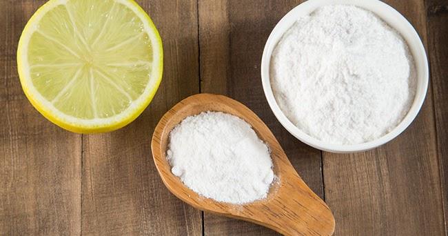 Karbonat ve Limon İle Lavabo Koku Giderici Temizleme